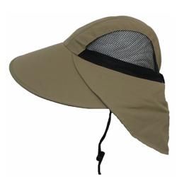 Gorra para la pesca con filtro solar en mexico