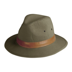 Sombrero con filtro solar