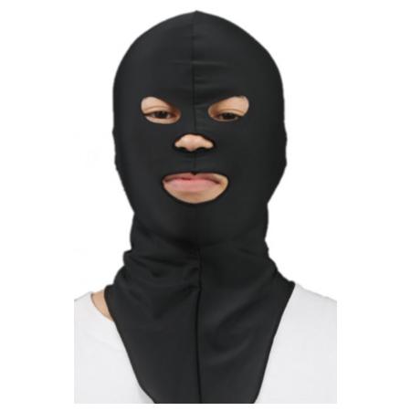 Mascara Burka UV con proteccion solar UPF 50+