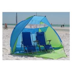 Ve a la Playa y protegerte del sol debajo de esta carpa familiar UPF 50+