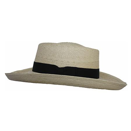 sombrero de hombre con filtro solar.