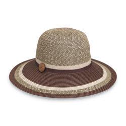 sombrero de mujer wallaro con filtro solar