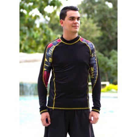 camiseta para el agua con proteccion solar en mexico