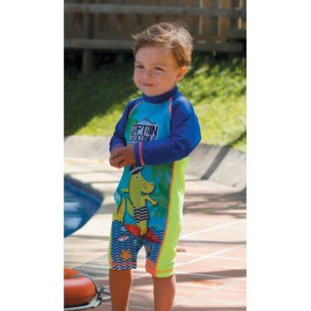 ropa para niño con proteccion uv en mexico