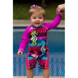 ropa infantil para natacion con filtro uv