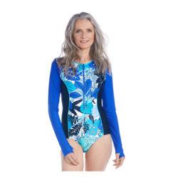ropa para la playa con filtro uv, traje de baño con protección solar