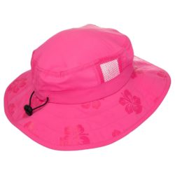 sombrero para niña con proteccion solar upf 50+