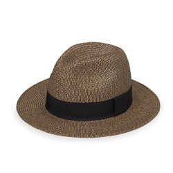sombrero wallaroo para dama con filtro solar uv upf 50+
