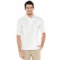 Camiseta Polo para golf con Protección Solar UPF 50+ Coolibar