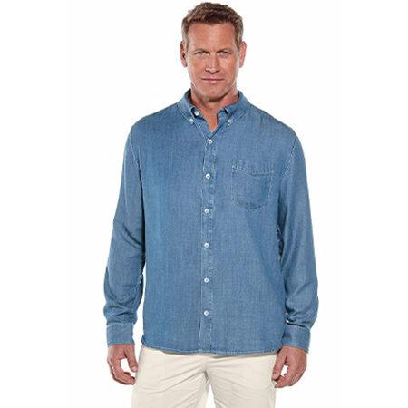 Camisa para sol coolibar de Hombre con Proteccion Solar UPF 50+