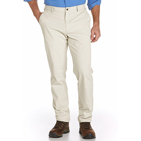 Pantalones para hombres con proteccion solar UPF 50+ Ropa Coolibar en Mexico
