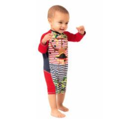Body para natación UV con Protección Solar UPF 50+ Mono Colorfinger
