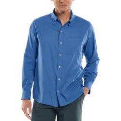 Camisa Antisolar con filtro solar con proteccion solar para hombre en Mexico Coolibar UPF 50+