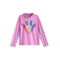 Camiseta UV para niña con protección solar UPF 50+ COLIBAR en Mexico