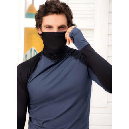 Camiseta uv anrisolar para hacer deporte para hombre UPF proteccion solar