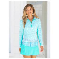Camiseta UV para natación con protección solar, ropa para la playa con filtro UV CABANA LIFE
