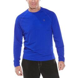 Camiseta para natación con filtro solar camiseta para nadar con Protección solar UPF 50+ Coolibar Long Sleeve Surf Rash Guard