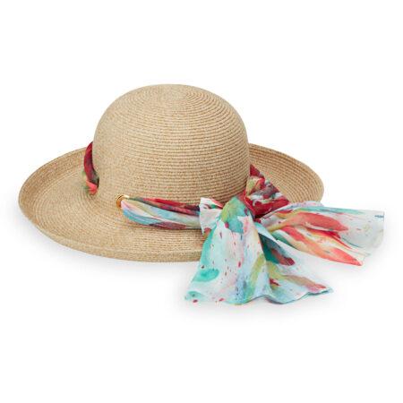 Sombrero UV Antisolar con Protección Solar en México Wallaroo diseñado por Jane Seymour
